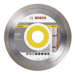 Disco Diamantado Up - Continuo 110x20 Mm  - Bosch