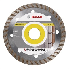 Disco Diamantado Up Turbo 110x20mm  - Bosch