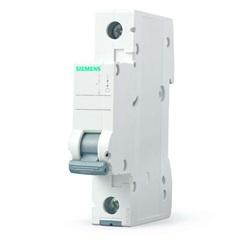 Disjuntor 1p Curva C 10a Branco - Siemens