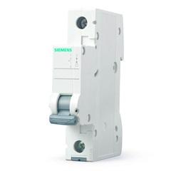 Disjuntor 1p Curva C 25a Branco - Siemens