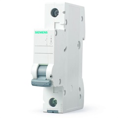 Disjuntor 1p Curva C 40a Branco - Siemens