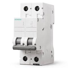 Disjuntor 2p Curva C 80a Branco - Siemens