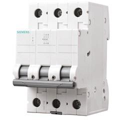 Disjuntor 3p Curva C 63a Branco - Siemens