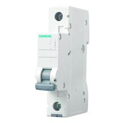 Disjuntor Din 3ka Curva C 13a 1p Branco - Siemens