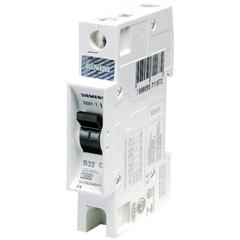 Disjuntor Din Curva B 10a 1p - Siemens