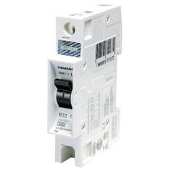 Disjuntor Din Curva B 16a Monopolar - Siemens