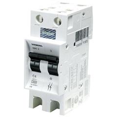 Disjuntor Din Curva C 40a 2p - Siemens