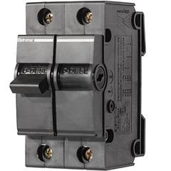 Disjuntor Dqe 2p 20a 220 a 380v - Eletromar