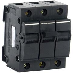 Disjuntor Dqe 3 Polos 10a 220 a 380v           - Eletromar