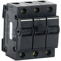 Disjuntor Dqe 3p 90a 220 a 380v - Eletromar