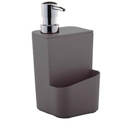 Dispenser para Detergente Trium 650ml Chumbo - Martiplast