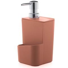 Dispenser para Detergente Trium 650ml Terracota - Martiplast