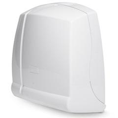 Dispenser para Papel Toalha Interfolhas Branco - Artplas
