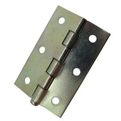 Dobradiça para Porta 1.1/2'' Ferro Zincado - Metropac