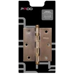 Dobradiça para Porta 3x2.1/2'' Bronze Oxidado - Pado