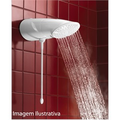 Ducha Top Jet Multitemperaturas 110v 5500w - Lorenzetti