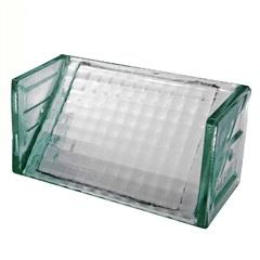 Elemento Vazado em Vidro Rio B45 20x10cm - Ibravir