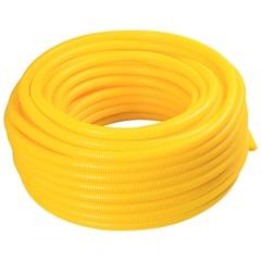 Eletroduto Flexível Corrugado Amarelo  1/2 50 Metros  - Tramontina