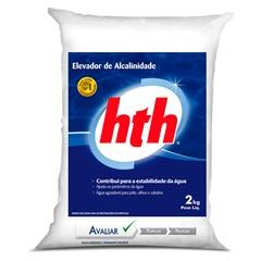 Elevador de Alcalinidade 2kg       - HTH