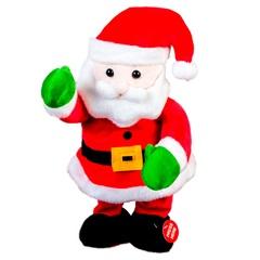 Enfeite de Natal Decorativo Animado Noel Dance - Casa Etna