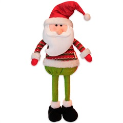 Enfeite Papai Noel em Pé  - Importado