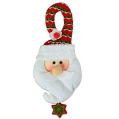Enfeite para Porta Papai Noel  - Importado