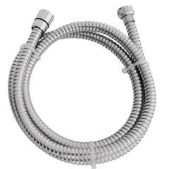 Engate Flexível de Aço Inox para Duchas 1,80 Metros   - Blukit