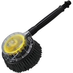 Escova Rotativa para Lavadora de Alta Pressão Preta E Amarela