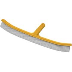 Esfregão de Parede para Piscina 45cm Amarelo - Jacuzzi