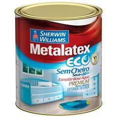 Esmalte Brilhante Premium Metalatex Eco Tabaco 900ml - Sherwin Williams