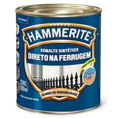 Esmalte Sintético Brilhante Marrom Anti-Ferrugem 800ml - Hammerite