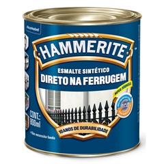 Esmalte Sintético Brilhante Prata Anti-Ferrugem 800ml - Hammerite