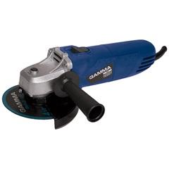 Esmerilhadeira Angular 4 1/2'' 500w 110v Azul - Gamma