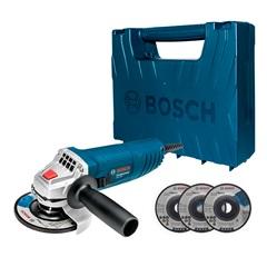 Esmerilhadeira Angular 850w 220v Gws 850 Azul com Maleta - Bosch