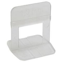 Espaçador para Nivelamento 1,0mm Plástico - Cortag
