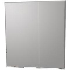 Espelheira em Mdf Aimoré 61,5x59,5cm Nude - Cozimax