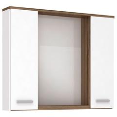 Espelheira em Mdf Aprilia 65x80cm Terracota - Darabas Agardi