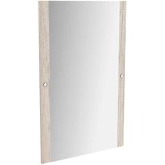 Espelheira em Mdf Madri 85x55cm Mezzo Blanco - Darabas Agardi