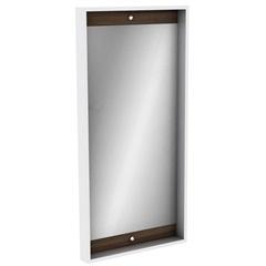 Espelheira em Mdf Módena 99,5x48cm Terracota - Darabas Agardi