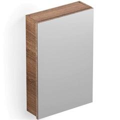 Espelheira em Mdf Multi 58x38cm Wengué - Celite