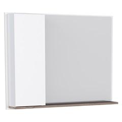 Espelheira Manaca Iara 80 de 75x9,2cm Tamarindo - Cozimax