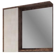 Espelheira para Banheiro Drop 56x62cm Wengue E Rovere - Gaam