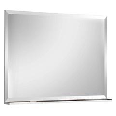 Espelheira Yes Mdf Branco 50x80cm             - Bumi Móveis