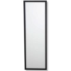 Espelho Caixa 104x34cm Preto - Casa Etna