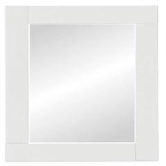 Espelho com Moldura em Madeira da Vinci 34x44cm - Casa Etna
