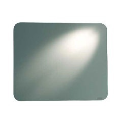 Espelho com Suporte Horizontal E Vertical Prata  - H. Chebli