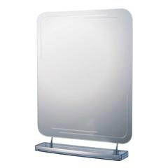 Espelho Cris-Belle com Gravação Retangular  - Cris Metal