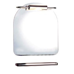Espelho Cris-Pratic 50x71,5cm 110v Ref. 110519 - Cris Metal