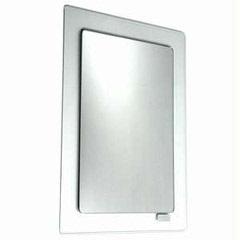Espelho de Cristal Prata 40x55cm - Chebli
