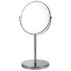 Espelho de Mesa 34x18,5cm Cromado - Casanova